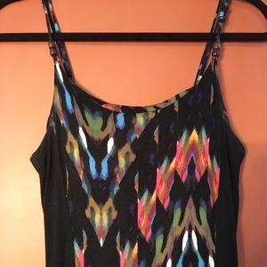 Jessica Simpson Long maxi dress size small
